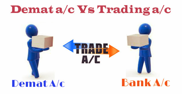 Is there any difference between Demat account and Trading account